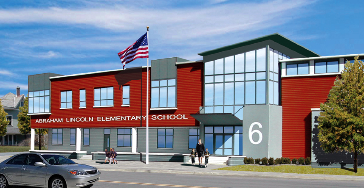 Woolley Morris Architects Pc Abraham Lincoln Elementary